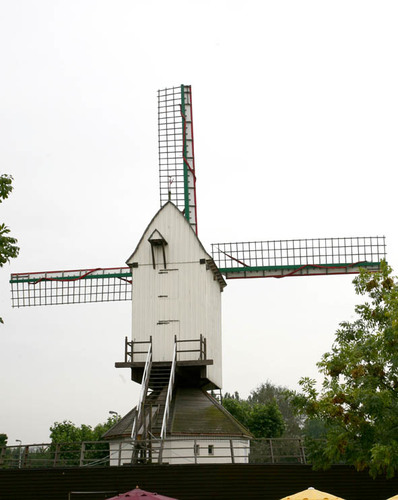 Antwerpen Jachthavenweg 2 Windmolen