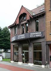 Houten servitudewoning