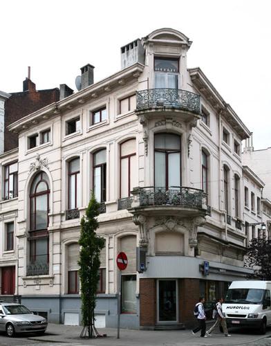 Antwerpen Sint-Gummarusstraat 12-14