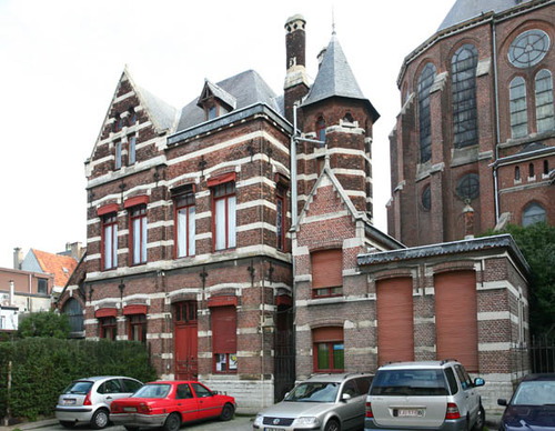 Antwerpen Sint-Norbertusstraat 1