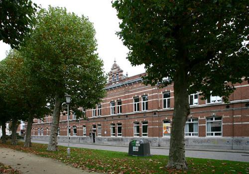 Antwerpen Stuivenbergplein 36-37