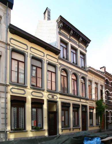 Antwerpen Sint-Willibrordusstraat 60-64