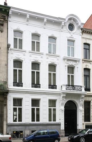 Antwerpen Van Breestraat 35