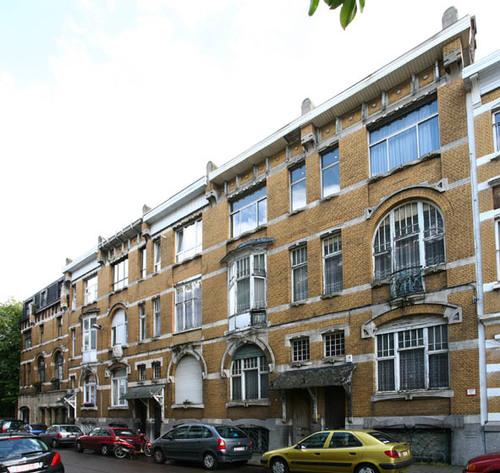 Antwerpen Van Diepenbeeckstraat 7-17