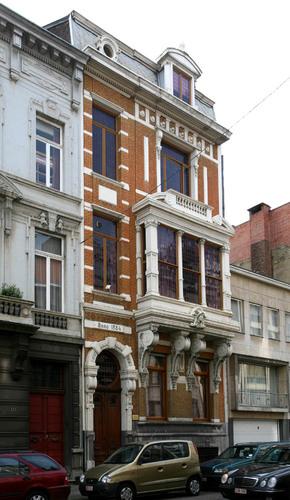Antwerpen Violierstraat 6