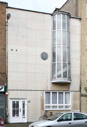 Antwerpen Vlaamsekunstlaan 45