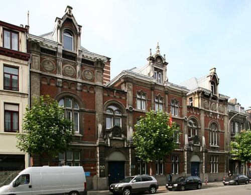 Antwerpen Van Maerlantstraat 28-30