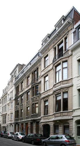 Antwerpen Van Schoonbekestraat 140-148
