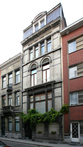 Antwerpen Wetstraat 30