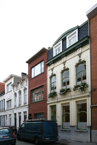Antwerpen Wetstraat 76-80