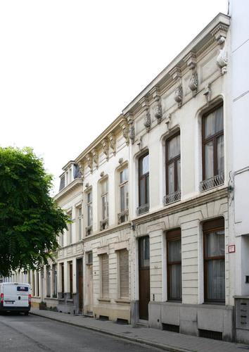 Antwerpen Wetstraat 90-104
