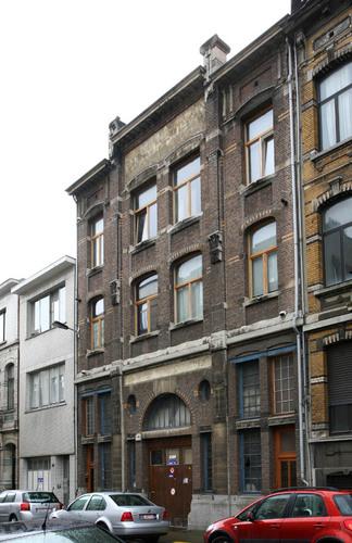 Antwerpen Wipstraat 25-27