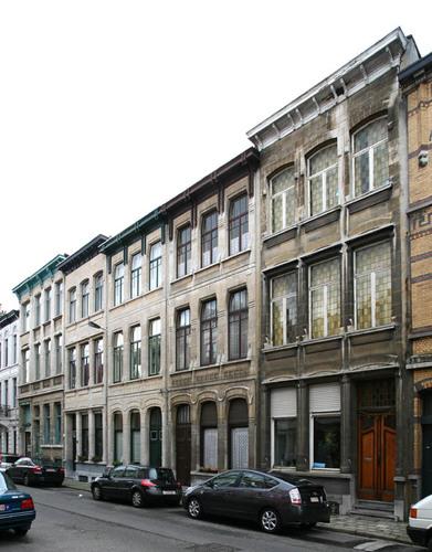 Antwerpen Zénobe Grammestraat 26-34