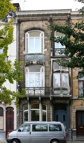 Antwerpen Zénobe Grammestraat 48