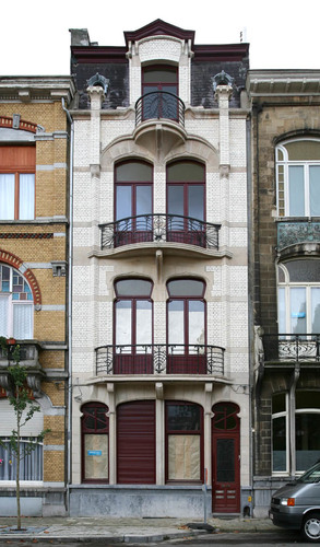 Antwerpen Zénobe Grammestraat 50