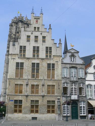 Mechelen Grote Markt 1-2