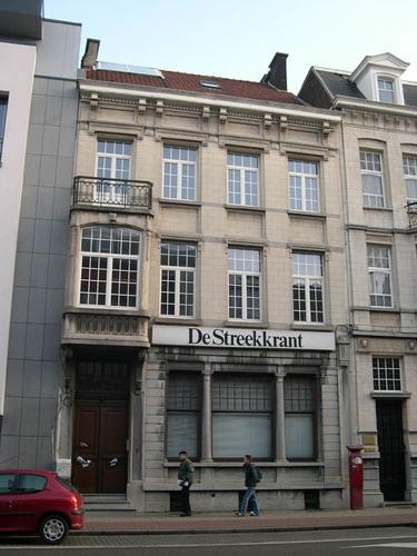 Mechelen Hendrik Consciencestraat 9