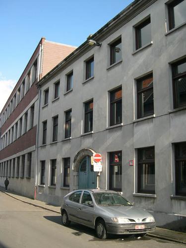 Mechelen Nieuwe Beggaardenstraat 25