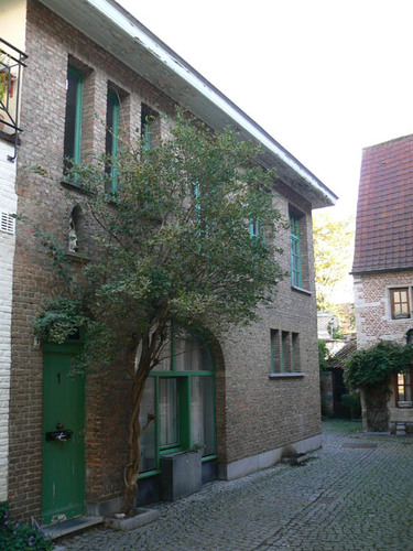 Mechelen Jezuspoort 1