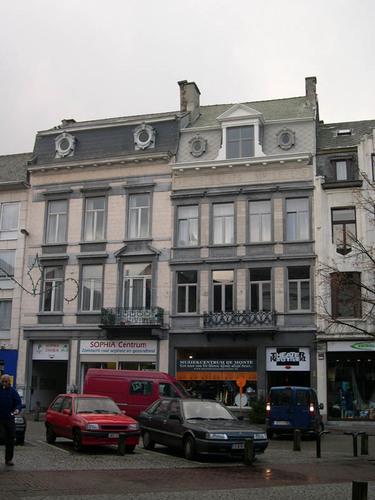 Mechelen Korenmarkt 14-16