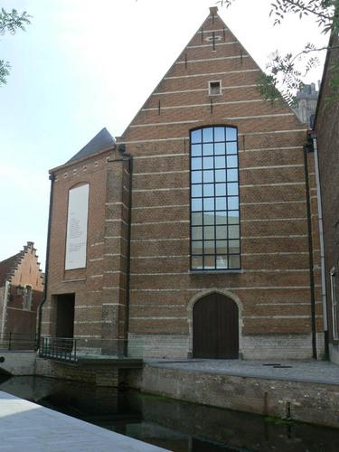 Mechelen Minderbroedersgang zonder nummer
