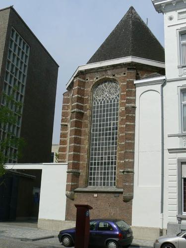Mechelen Melaan zonder nummer voormalige kapel
