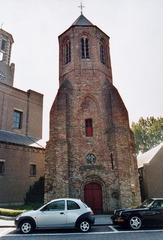 Kerktoren van de vroegere Sint-Margaretakerk