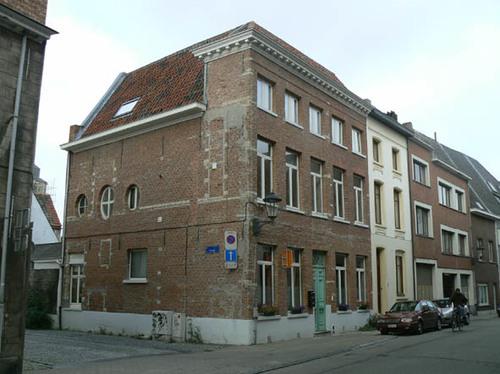Mechelen Nieuwe Beggaardenstraat 16