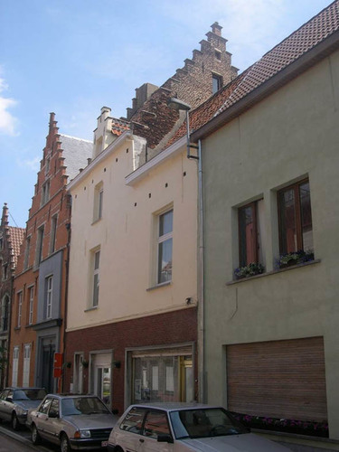 Mechelen Nieuwe Beggaardenstraat 31
