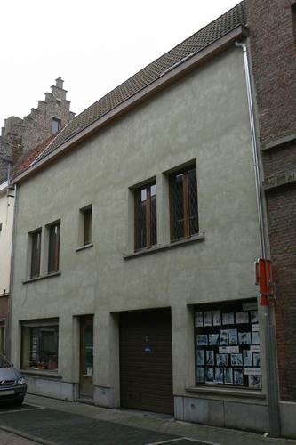 Mechelen Nieuwe Beggaardenstraat 33