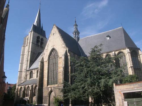 Mechelen Sint-Janskerkhof zonder nummer