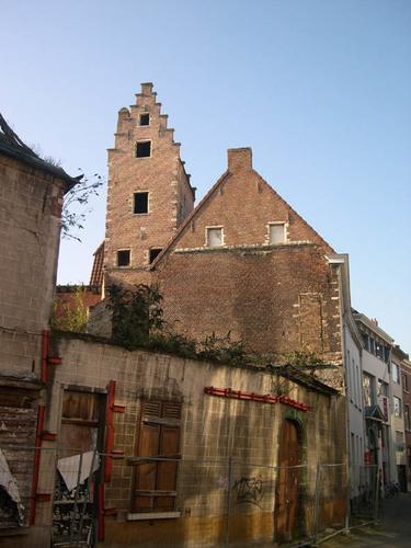 Mechelen Zakstraat 16A, 18-20