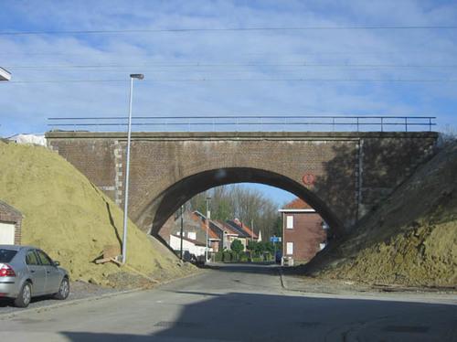 Rodestraat_Spoorwegbrug