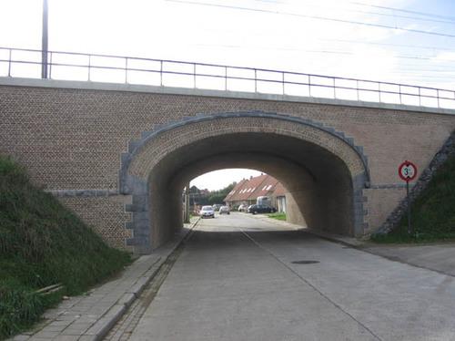 Hertstraat_Spoorwegbrug