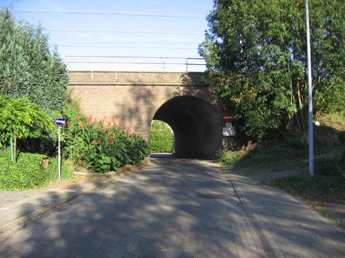 Kiekenborrestraat_Spoorwegbrug