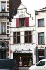 Laatbarokke stadswoning