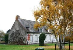 Boerenhuis gedateerd 1773