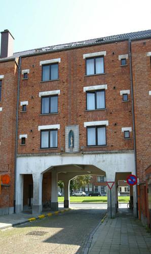 Leuven Adolphe Bastinstraat 1-2