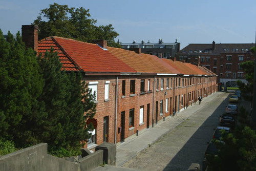 Leuven Adolphe Bastinstraat 4-38