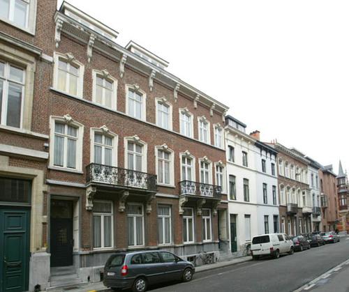 Leuven Blijde-Inkomststraat 6-18