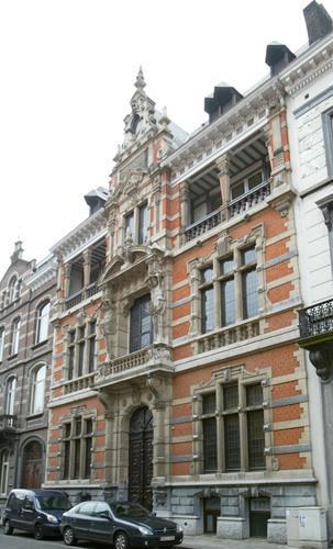 Leuven Blijde-Inkomststraat 24