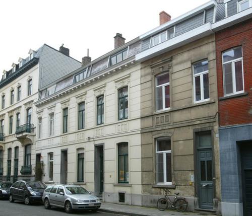 Leuven Blijde-Inkomststraat 116-122
