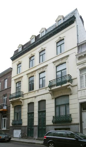 Leuven Inkomststraat 124-126