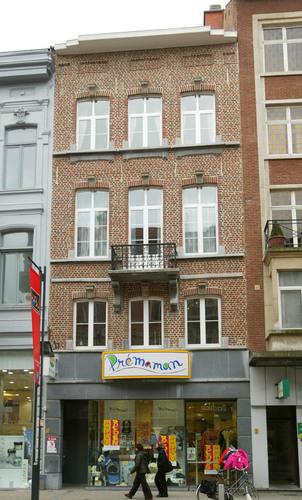 Leuven Bondgenotenlaan 6