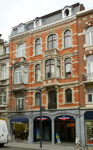 Leuven Bondgenotenlaan 30-32