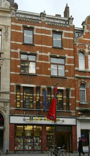 Leuven Bondgenotenlaan 47