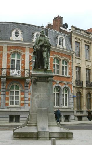 Leuven Bondgenotenlaan zonder nummer Justus Lipsius