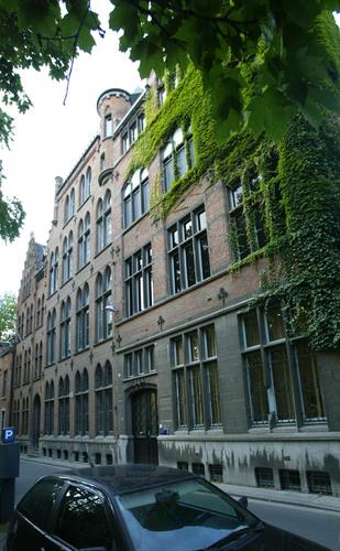 Leuven Charles Deberiotstraat 32-34