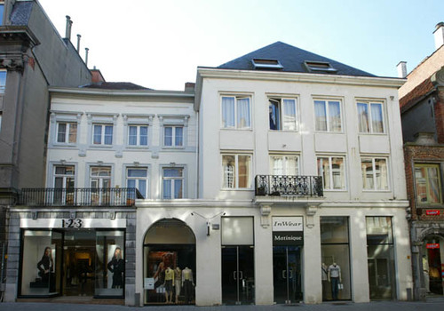 Leuven Diestsestraat 26-28
