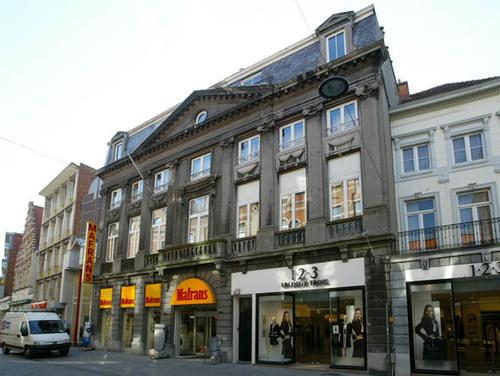 Leuven Diestestraat 30-32